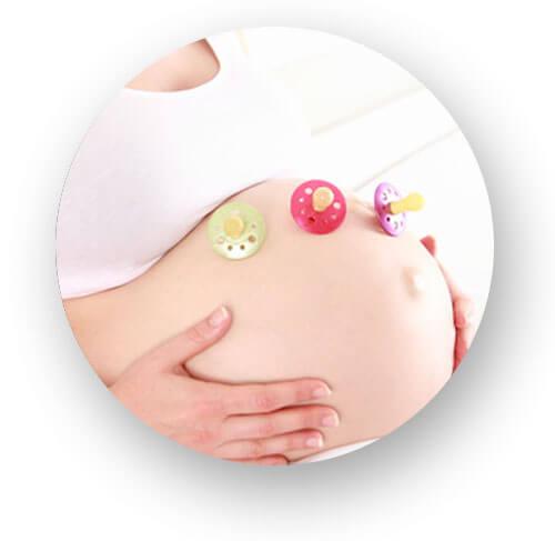 Mehrlingsschwangerschaften betreut von der PRÄNATALPRAXIS LEIPZIG Dr. med. Simone Glasow