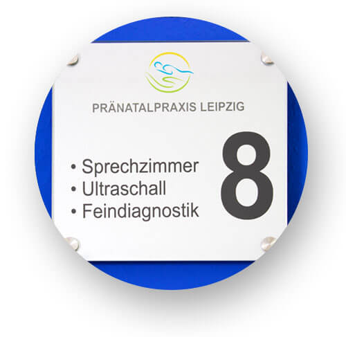 Sprechzimmer - Pränatalpraxis in Leipzig Paunsdorf